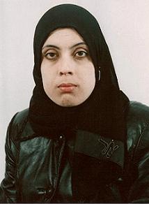 Zeinab. (Courtesy of Yousef M. Aljamal)