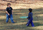 Nov, 2006 - Connor and Colden