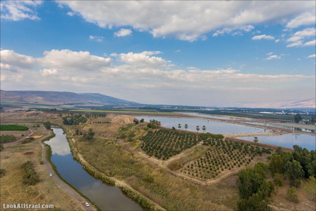 Колесами по ручьям и полям, пропеллерами над рекой и долиной