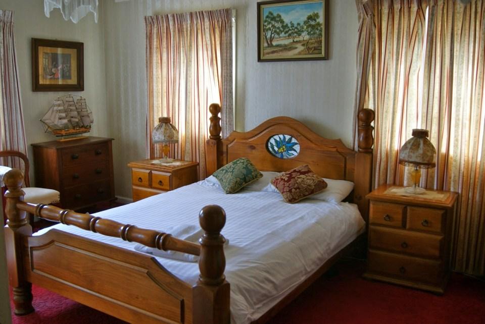 Hotel Blue Queen room