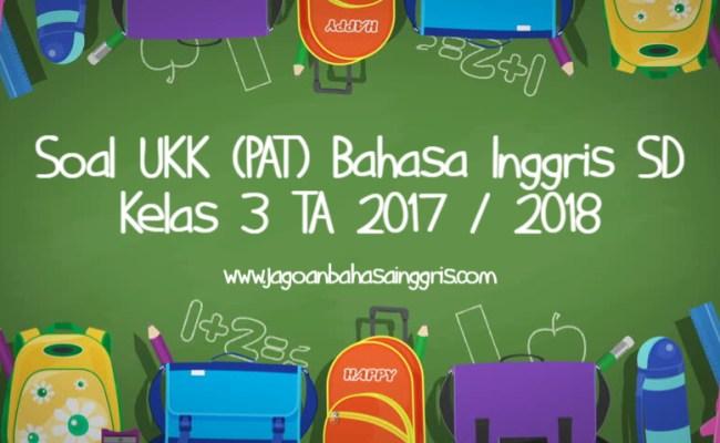 Latihan Soal Ukk Bahasa Sunda Kelas 1 Semester 2 Dan Kunci Cute766