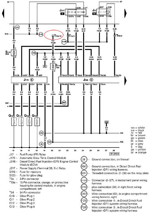audi a7 user wiring diagram
