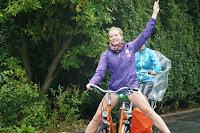 Enthousiaste fietsers