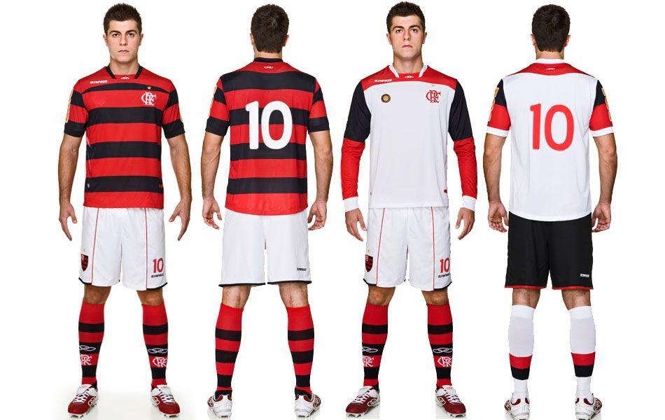 Novo uniforme oficial do Flamengo para 2011 - Blog Ser Flamengo d1ec6cf0b2b7a