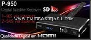 PREMIUMBOX P 950 SD NOVA ATUALIZAÇÃO