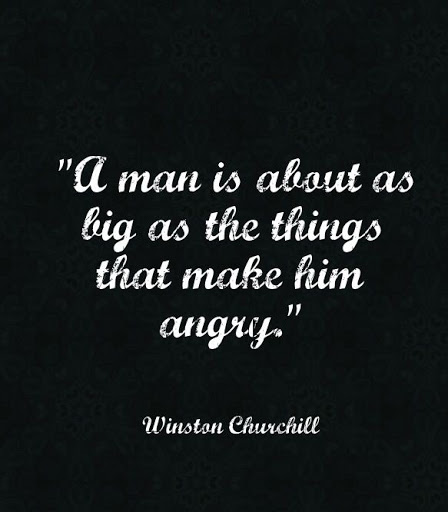 winston churchill never give up