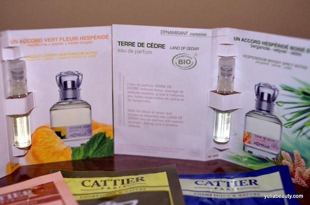 парфюмы acorelle