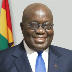 Netizen bullies President Buhari for sending congratulatory message Ghana's re-elected President, ask him to mind his own business