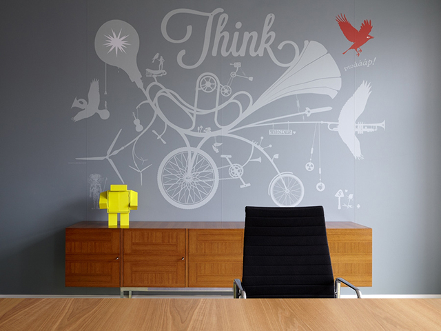 *JWT Office:發想無限創意的夢幻辦公室! 6