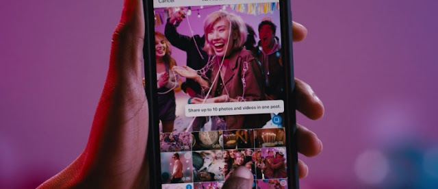 Instagram Now Let's You Upload Up To Ten Photos At Once 1