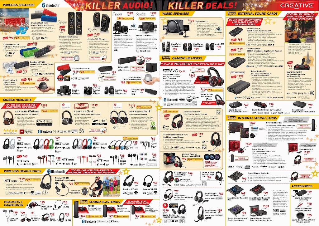 Creative COMEX 2014 Flyer - Page 2