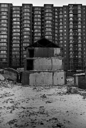0000243 圖輯:拆遷北京