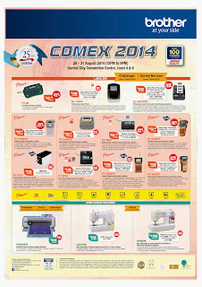 Brother COMEX 2014 Flyer - Page 2