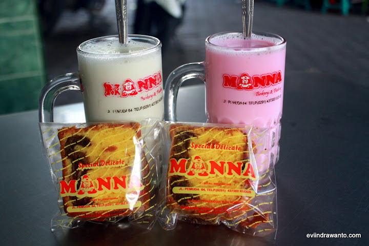 Susu Murni dan Rasa Strawberry