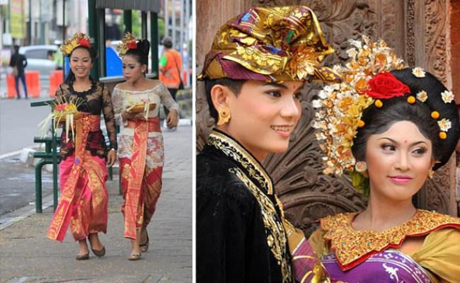 Pakaian Adat Bali Berasal Dari Baju Adat Tradisional Cute766