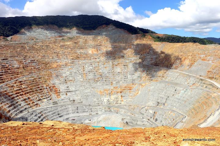 Open Pit Mining Batu Hijau