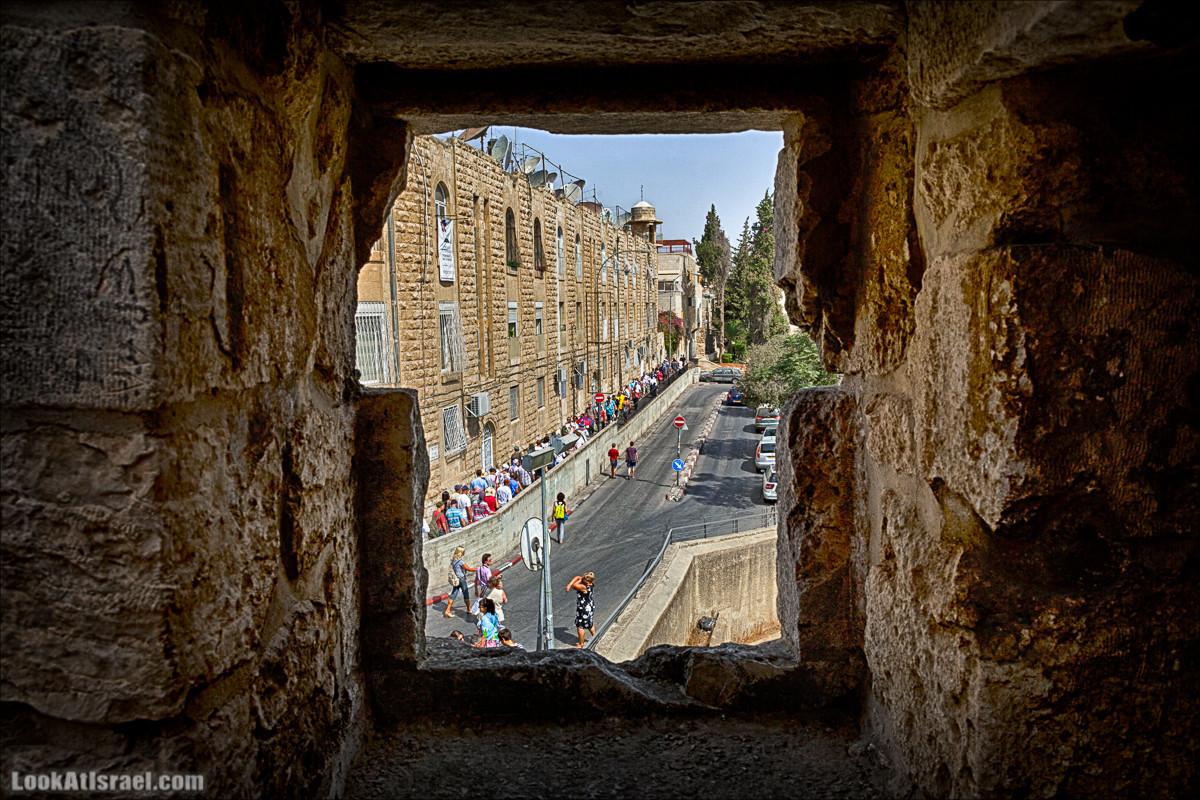 Окно в Иерусалим