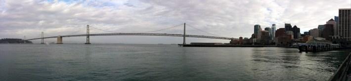 Puente de la Bahía, San Francisco