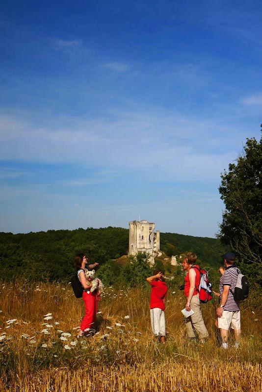 coeur-val-de-loire-tourisme-lavardin-plus-beau-village-de-france-ruines-chateau©ADT41-enola