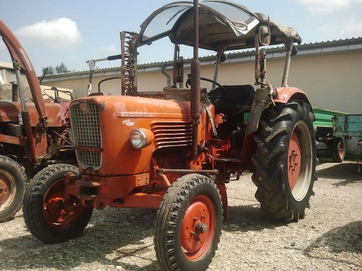 Mein kleiner roter Traktor - Traktorhof