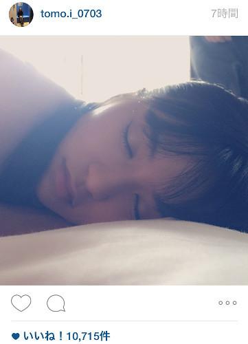 小島瑠璃子(こじるり)寝顔