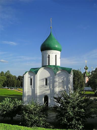 Спасо-Преображенский собор в Переславле