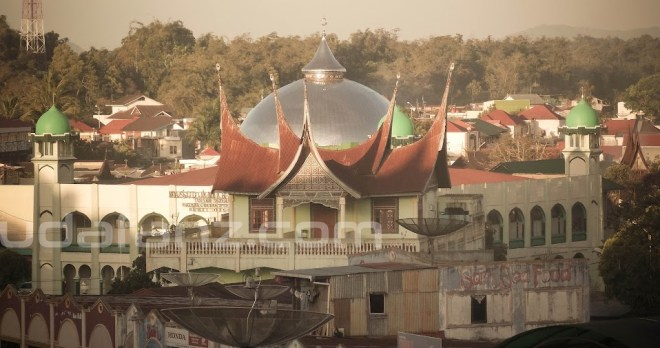 Masjid Agung Bukittinggi