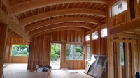 Curved Vaulted Ceiling