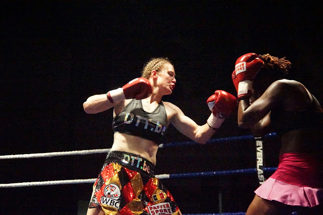 Delfine Persoon vs Judy Waguthii