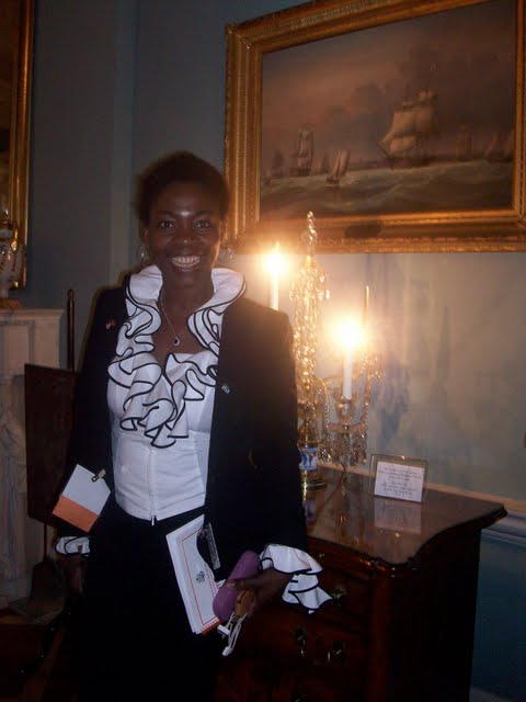 IVLP 2010 - Arrival in DC & First Fe Meetings - 100_0382.JPG