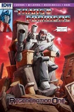 Transformers Regeneration One