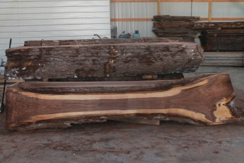 Walnut 213-1  Length 11' Max Width (inches) 32 Min Width (inches) 12 Notes 8/4 Kiln Dried