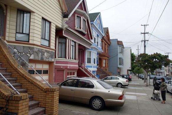 Qué ver en San Francisco. Barrio de Haight-Ashbury