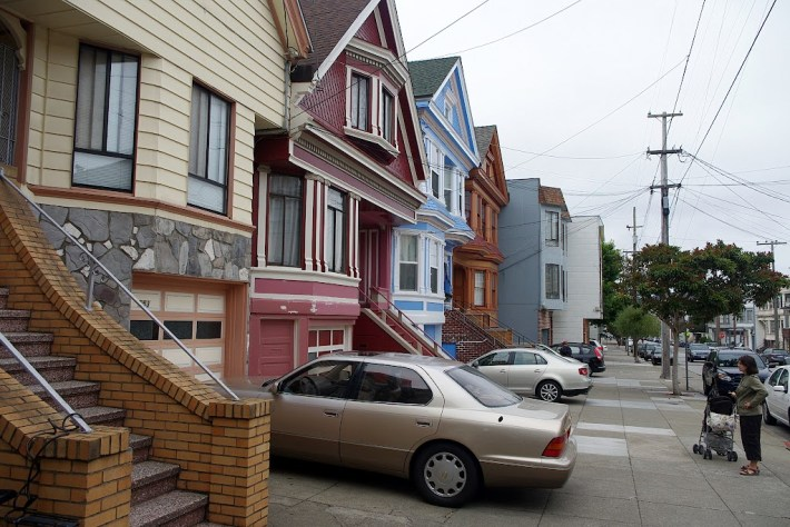 Qué ver en San Francisco. Barrio de Haight-Ashbury