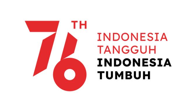 Tema dan Logo Peringatan Hari Ulang Tahun  TEMA DAN LOGO HUT KEMERDEKAAN RI KE-76 TAHUN 2021