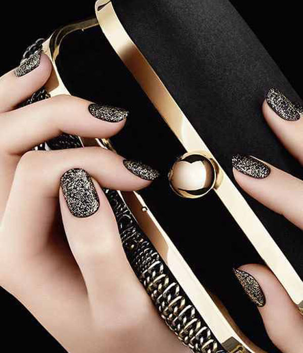 Latest Shapes Of Winter Nail Art In 2018 Pretty 4