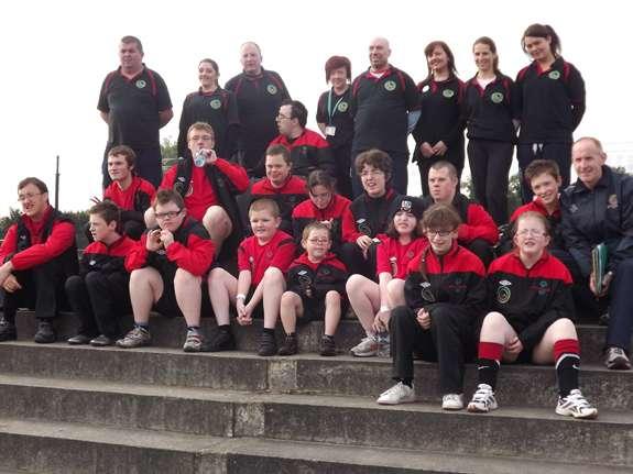 Coalisland Special Olympics club success
