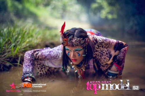 Asia's Next Top Model Cycle 2: The Girl with a Wild Side | Josephine Tan