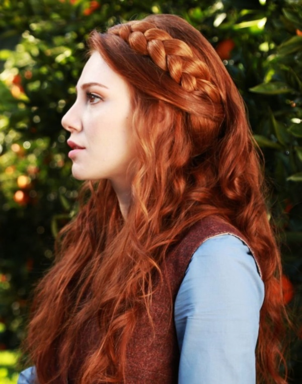 Red Head Hairstyles