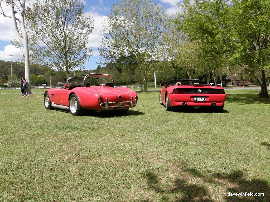 1090Cobra and F348 - Left Rear