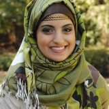 latest spring hijab style ideas 2016 2017