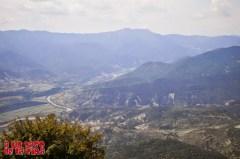 El valle del Ara y Peña Canciás ©aunpasodelacima
