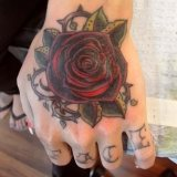 Awesome Rose Tattoos 2015 2016