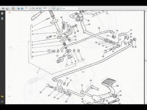 MASSEY FERGUSON MF135 PARTS MANUAL 160pg w MF 135 Tractor Part List Diagrams | eBay