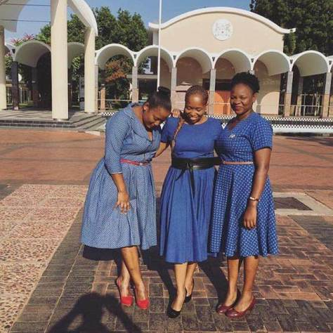 33 Shweshwe Dresses We Love Styles 7