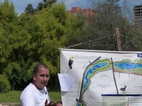 Monitoreo, Humedal Córdoba