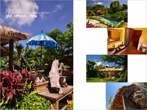 【墾丁民宿】史上最超過!! Buka Villa 菩卡別館 將整棟Villa從峇里島搬過來 - DieforFood & Slow Taiwan