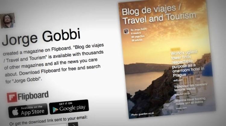 Revistas personalizadas en Flipboard