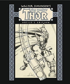 WalterSimonsons_TheMIghtyThor_cover IDW Publishing SDCC 2011 Signing Schedule