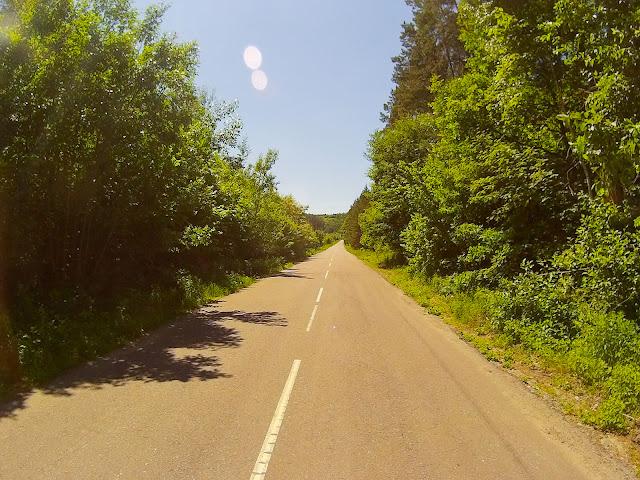 Дорога до с. Зелений дуб